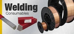 WELDING CONSUMABLES  from FRAZER STEEL FZE