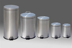 STAINLESS STEEL DUST BIN from BETTER CHOICE BUILDING MATERIAL TRD. LLC