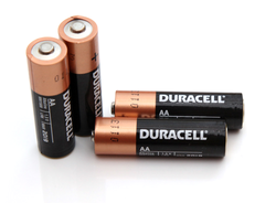 DURACELL AA from ROYAL CITY ELECTRICAL APPLIANCES LLC