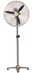 HEAVY DUTY PEDESTAL FAN from AL TOWAR OASIS TRADING