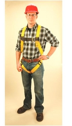 SAFETY HARNESS SELLSTROM RTC, USA from URUGUAY GROUP OF COMPANIES