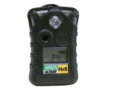 MSA H2S ALTAIR SINGLE GAS DETECTOR. MSA, USA from URUGUAY GROUP OF COMPANIES