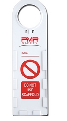 SCAFFOLDING TAGS  PMR SAFETY from URUGUAY GROUP OF COMPANIES