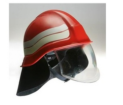 FIREMAN HELMET  PG PRODUCTS, UK from URUGUAY GROUP OF COMPANIES