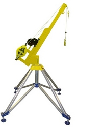 COMPLETE QUADPOD CONFINED SPACE SYSTEM PMR SAFETY from URUGUAY GROUP OF COMPANIES
