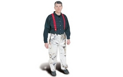 Aluminized CARBON/KEVLAR® Overpant STEELGRIP, USA from URUGUAY GROUP OF COMPANIES