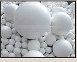 Ceramic catalyst bed or Ceramic inert balls  from NUTEC OVERSEAS