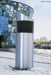 STAINLESS STEEL VENTILATION SYSTEM from JEREMIAS MIDDLE EAST