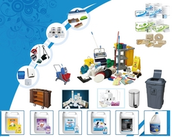 Cleaning Products in UAE from AL MAS CLEANING MAT. TR. L.L.C