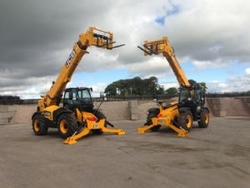 Telehandler / Boom Loadall from TANZEEM HEAVY EQUIPMENT RENTAL LLC