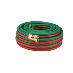 """Twin Welding Hose 6.4 mm - 13.4 mm x 75 m (1/2"""") from A ONE TOOLS TRADING LLC"""