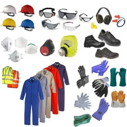 PPE - Personal Protective Equipment from P S T TRADING L.L.C