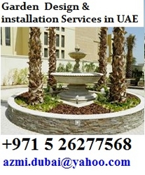 LANDSCAPE CONTRACTORS from AMANA AGRICULTURE PALMS & TREES