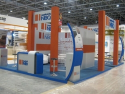 EXHIBITION STAND BUILDERS from REAL TIME