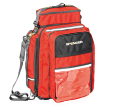 R-AID PRO Multi-purpose emergency backpack from ARASCA MEDICAL EQUIPMENT TRADING LLC