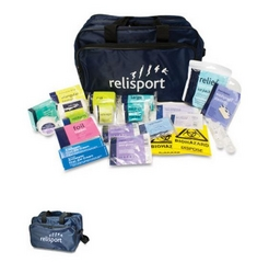 Relisport County F.A. Kit - Sports Bag from ARASCA MEDICAL EQUIPMENT TRADING LLC