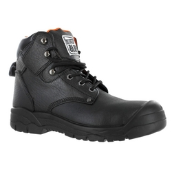 Rugged Blue Vancouver Steel Toe Boot from FINECO GENERAL TRADING LLC UAE