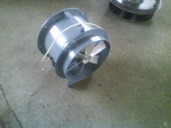 FUME EXTRACTOR from DYNAMIC FABRICATION LLC