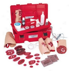 Multiple casualty simulation kit (Dubai UAE) from ARASCA MEDICAL EQUIPMENT TRADING LLC