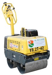 HIRE OF ROLLER COMPACTOR IN UAE from RTS CONSTRUCTION EQUIPMENT RENTAL