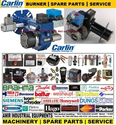 Carlin Burner Spare parts and Service, UAE, Gulf from AMIR INDUSTRIAL EQUIPMENTS