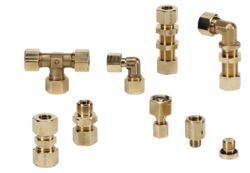 Compression Fittings from TOPLAND GENERAL TRADING LLC
