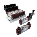 Solenoid valves and pneumatic valves from TOPLAND GENERAL TRADING LLC