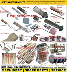 Sealing Heaters, Packing Heaters, UAE, Gulf from AMIR INDUSTRIAL EQUIPMENTS