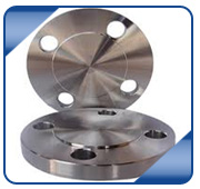 Blind Flanges from RAJRATAN STEEL CENTRE