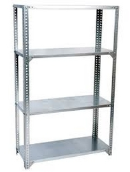 Slotted Angle Shelving from AL AMAL TRADING LLC
