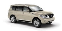 Nissan Patrol 5.6L Automatic Transmission For Rent from DOLLAR RENT A CAR