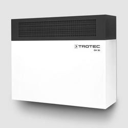 DH-30 Wall Mounted Dehumidifier from VACKER GROUP
