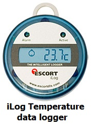 iLog Temperature Data Loggers from VACKER GROUP
