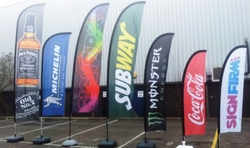 flags poles and fabric printing from CLOUD COMMUNICATIONS FZE