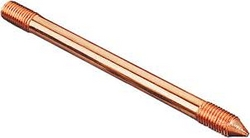 Copper Bonded Earth Rod & accessories in Sahrjah from SPARK TECHNICAL SUPPLIES FZE