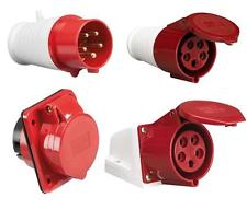 Industrial Plug & Sockets in Sharjah from SPARK TECHNICAL SUPPLIES FZE
