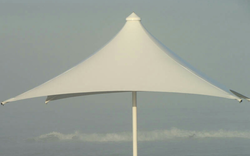 PVC UMBRELLA PARKING FROM BAIT AL MALAKI TENTS from AL BAIT AL MALAKI TENTS & SHADES +971522124675