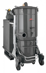 Industrial Vacuum Cleaners - Steel works from CONSTROMECH FZCO