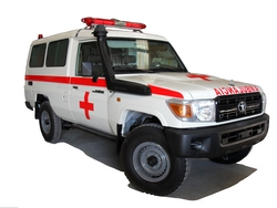 AMBULANCE MANUFACTURERS & SUPPLIERS from ACCESS AUTOMOTIVE INTERNATIONAL FZE
