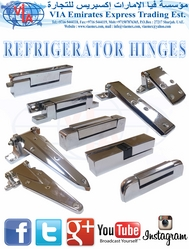 REFRIGERATOR HINGES & COLD ROOM HINGES مفصلة باب from VIA EMIRATES EXPRESS TRADING EST