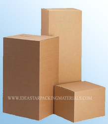 Packing boxes Dubai from IDEA STAR PACKING MATERIALS TRADING LLC.