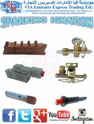 Oven Spare Parts / SPARKING IGNITER & SPARKING PLUG قداحة/ شريط قداحة from VIA EMIRATES EXPRESS TRADING EST