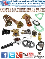 COFFEE MACHINE SPARE PARTS قطع الغيار ماكينة قهوة from VIA EMIRATES EXPRESS TRADING EST