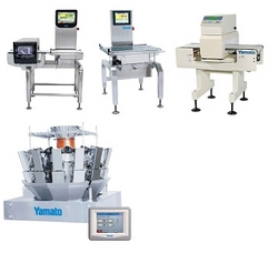 online check weigher,metal detector from YAMATO MIDDLE EAST