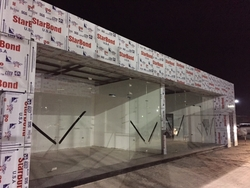 ALUMINIUM & GLASS UAE from WHITE METAL CONTRACTING LLC