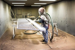 SAND BLASTING COMMERCIAL & INDUSTRIAL from WHITE METAL CONTRACTING LLC