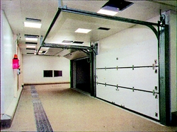 SECTIONAL OVERHEAD DOOR UAE  from WHITE METAL CONTRACTING LLC