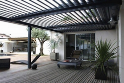 ALUMINIUM PERGOLA UAE  from WHITE METAL CONTRACTING LLC