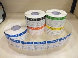 DAY Labels  from YASHTECH SERVICES FZC