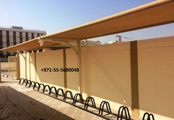cycle stands from DOORS & SHADE SYSTEMS